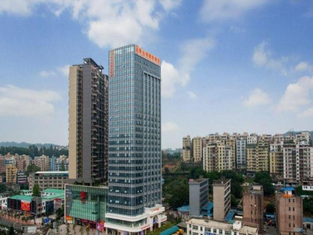 Vienna Internation Hotel Shenzhen Xia Shui Jing Railway Station Branch