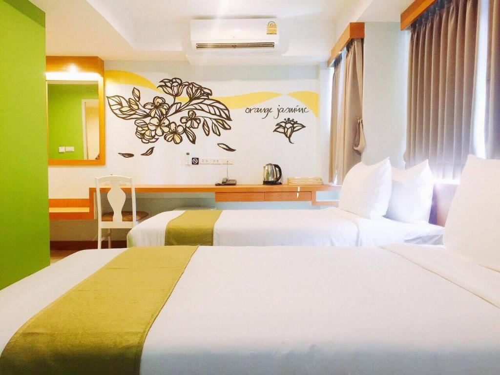 Superior Room - 2 Single Beds - Bed Patra Boutique Hotel