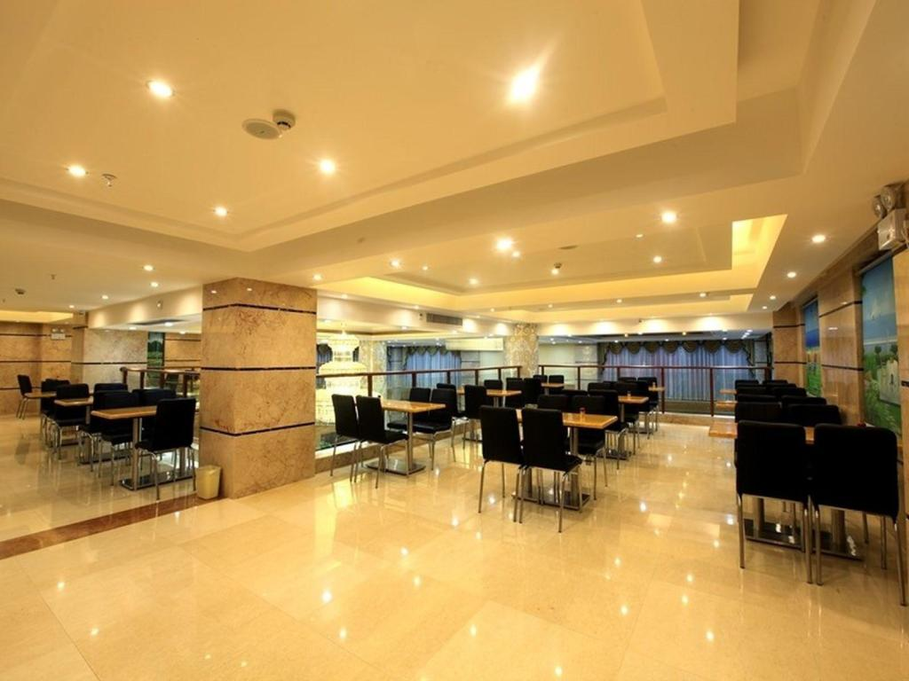 Lobby GreenTree Inn Sanya Yalong Bay Yingbin Avenue Business Hotel