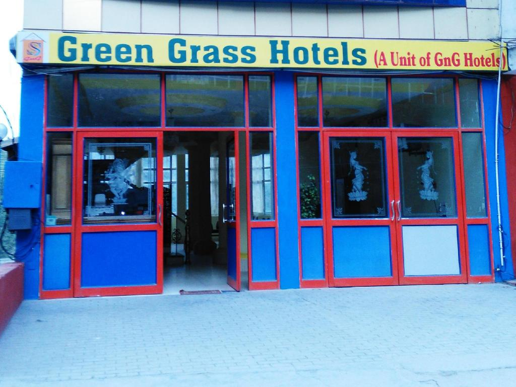 Green Grass Hotels Khajjiar
