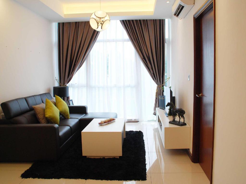 Mere om JB City Paragon Serviced Apartment @ Strait View