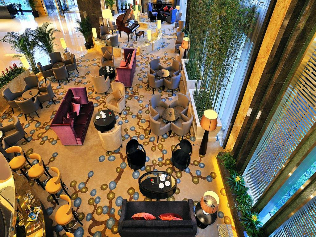 Interior view Shanghai Koya International Hotel