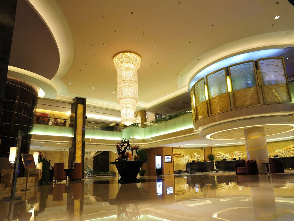 Lobby Shanghai Koya International Hotel