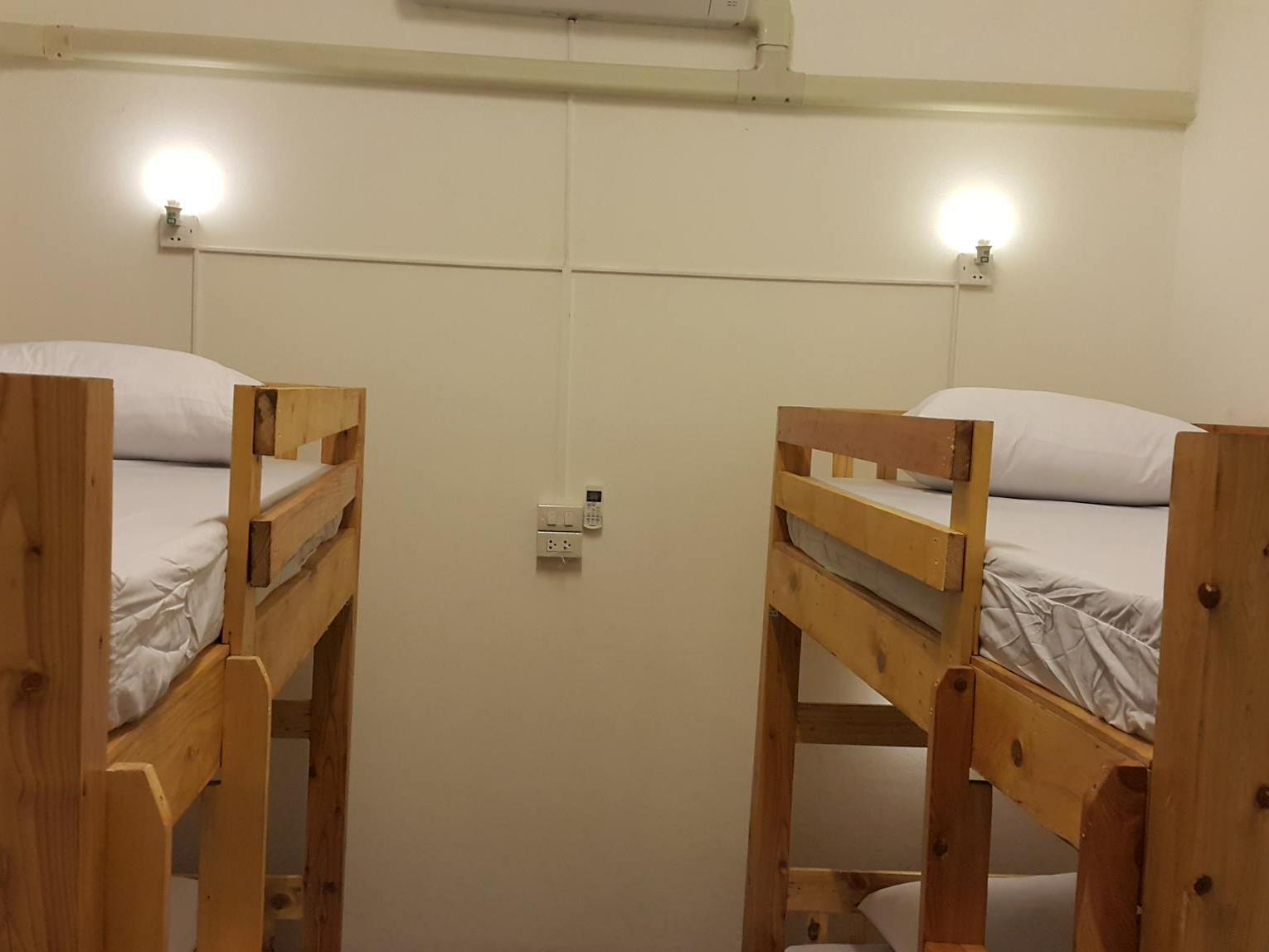 Bed in 4-Bed Mixed Dormitory Room - A