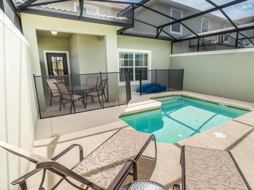 Piscina Orlando Tropical Breeze (Orlando Tropical Breeze by Casa Floridian)