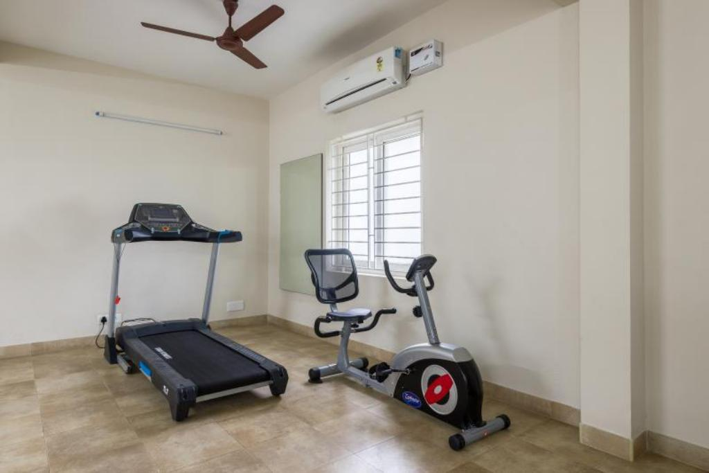 Fitnesscenter Treebo Mount Kailash Suites