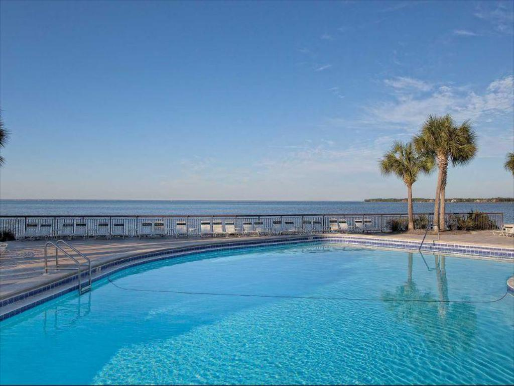 Piscina Wyndham Vacation Resort Bay Club