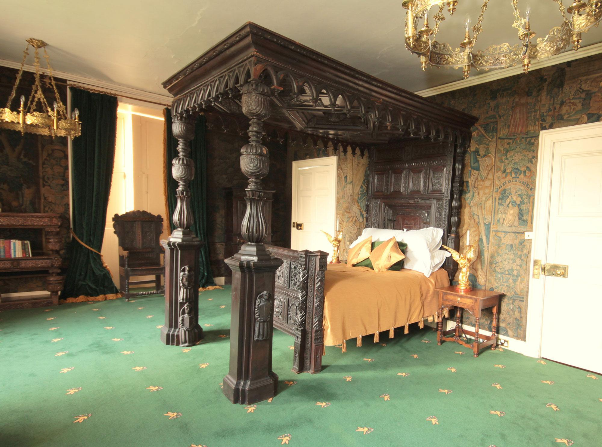 State Room with Two Double Beds
