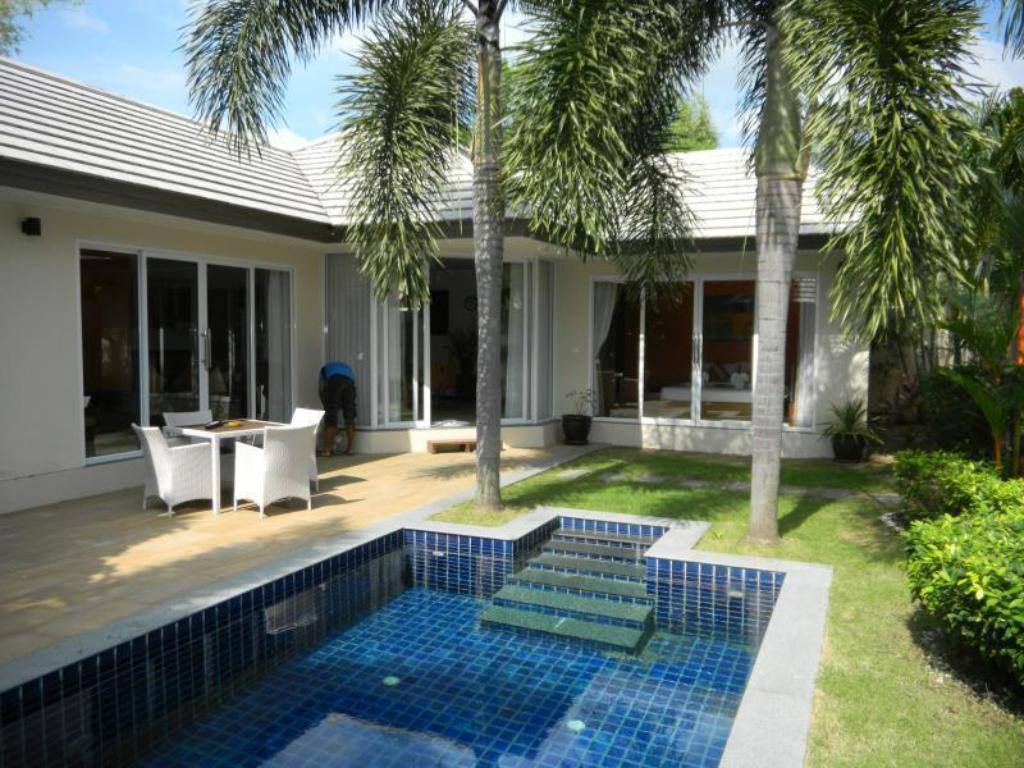 5 Islands Beach villa Lipa Noi