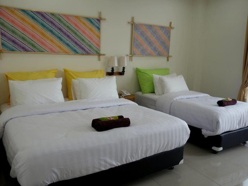 Интерьер Bulak Laut Hotel and Resort
