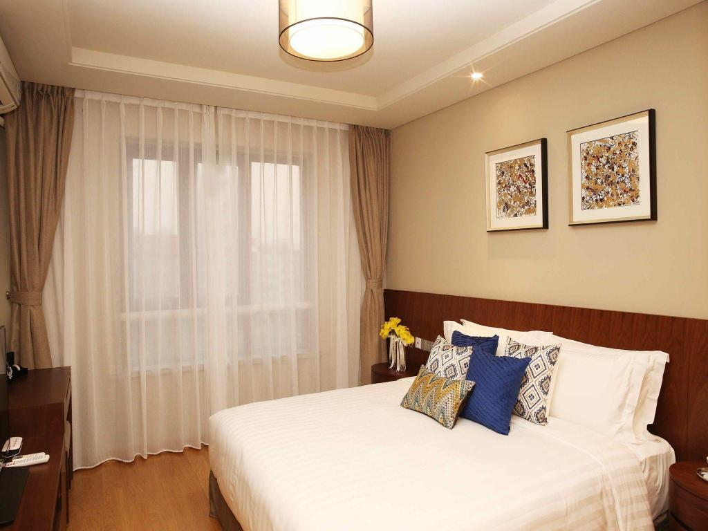 2 Bedroom Standard Green Court Place Jin Qiao Middle Ring Shanghai