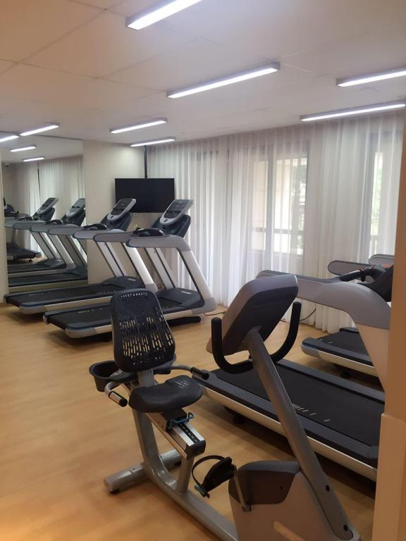 Fitnesscenter Green Court Place Jin Qiao Middle Ring Shanghai