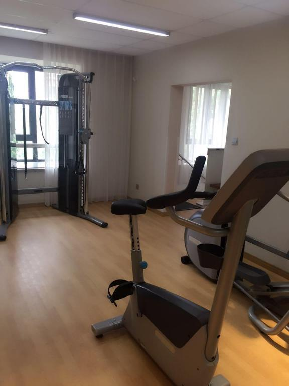 Fitness center Green Court Place Jin Qiao Middle Ring Shanghai