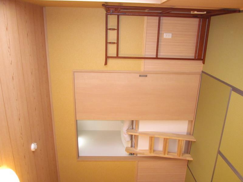 Japanese Style Room 202 for 3 People
