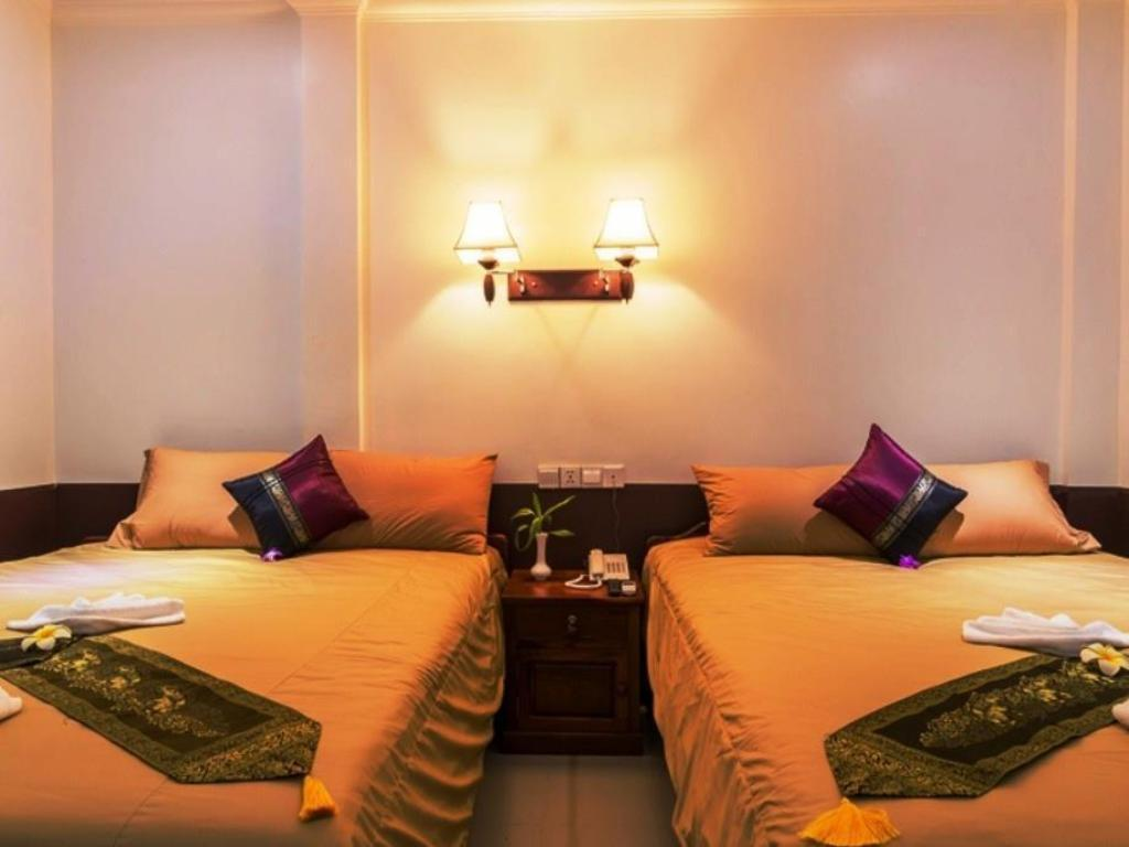 Superior Room with Free Pickup Angkor Sorika Villa