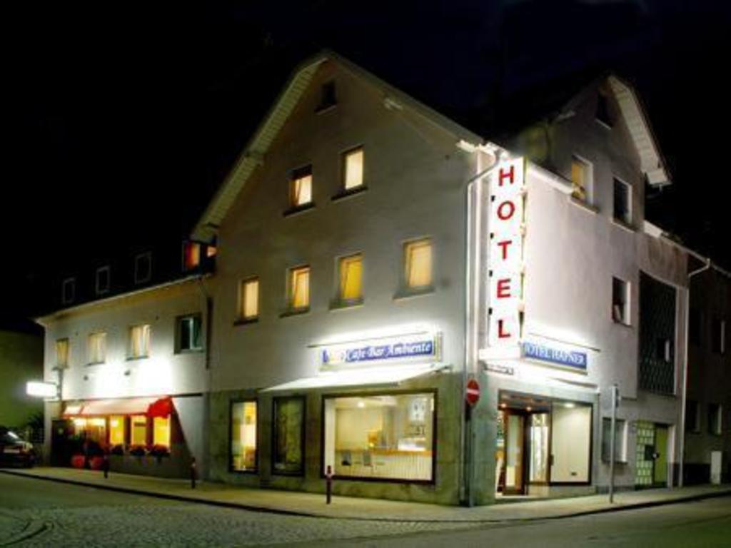 Genova Hotel Hafner Guesthouse Bed And Breakfast Stuttgart