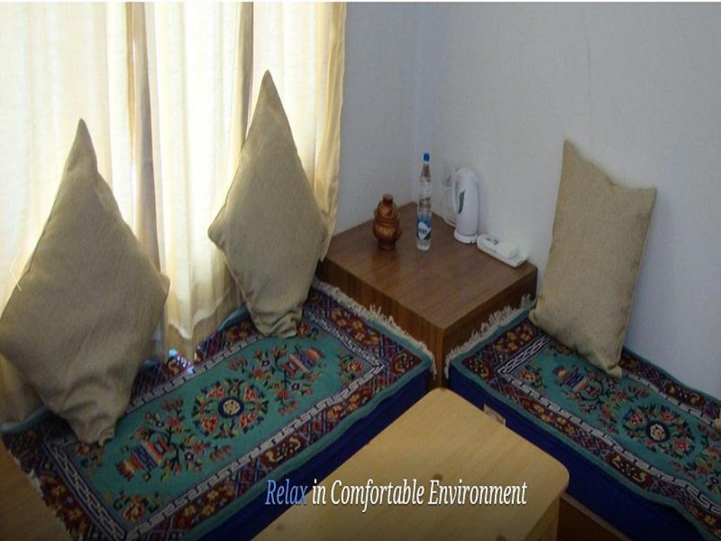 Deluxe Σουίτα Hundar Resort - Nubra