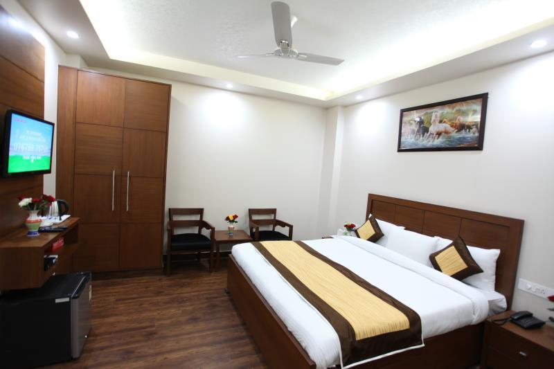 Exective Deluxe Double or Twin Room