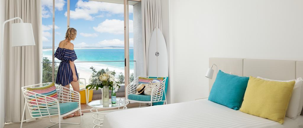 Suite One Bedroom with Sea View