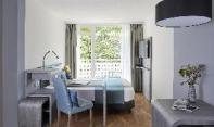 Living Hotel am Olympiapark by Derag
