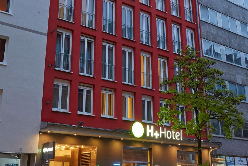 Book H Hotel Munchen Munich 2019 Prices From A 134