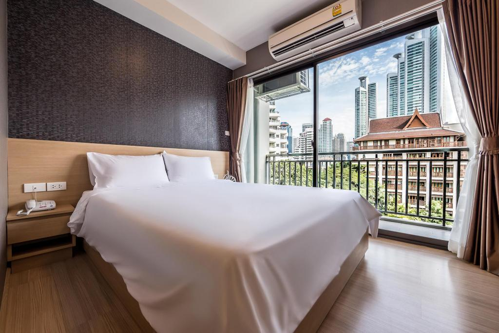 Superior Room - Bed Like Sukhumvit 22