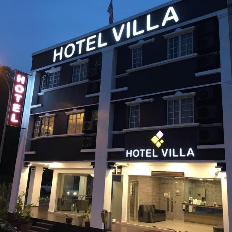 More about Hotel Villa