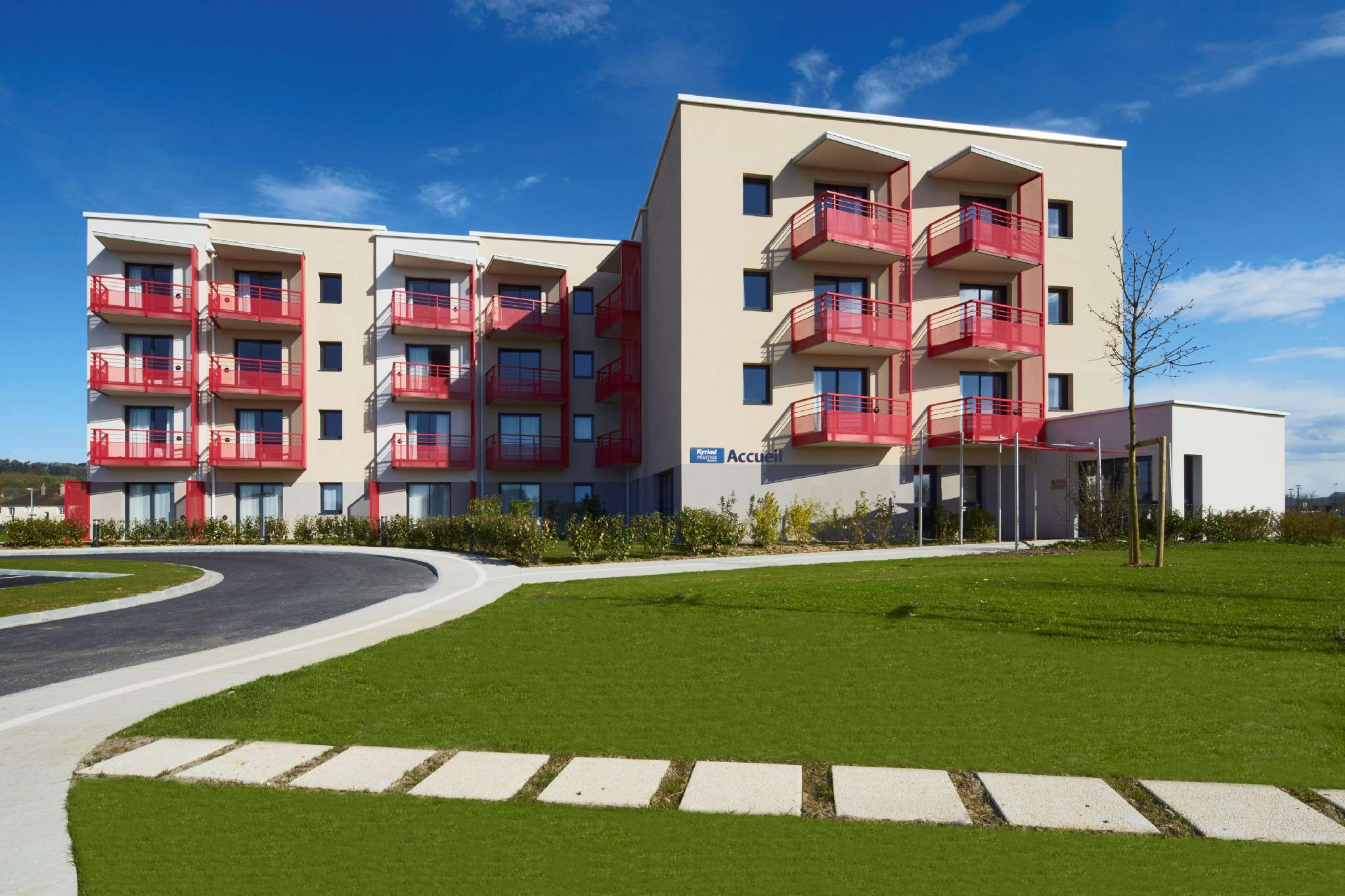 Kyriad Prestige Residence Cabourg Dives Sur Mer Booking Deals