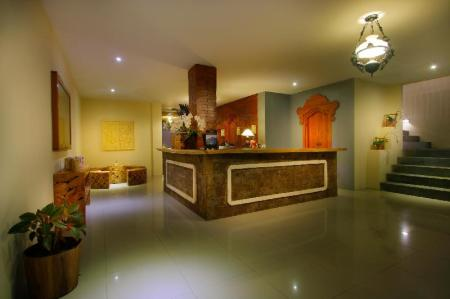 Lobby Ashoka Tree Resort at Tanggayuda