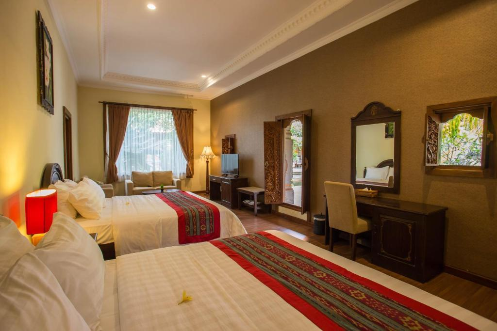 Ubud Hotel And Cottages Malang Desde R 18 Agoda Com