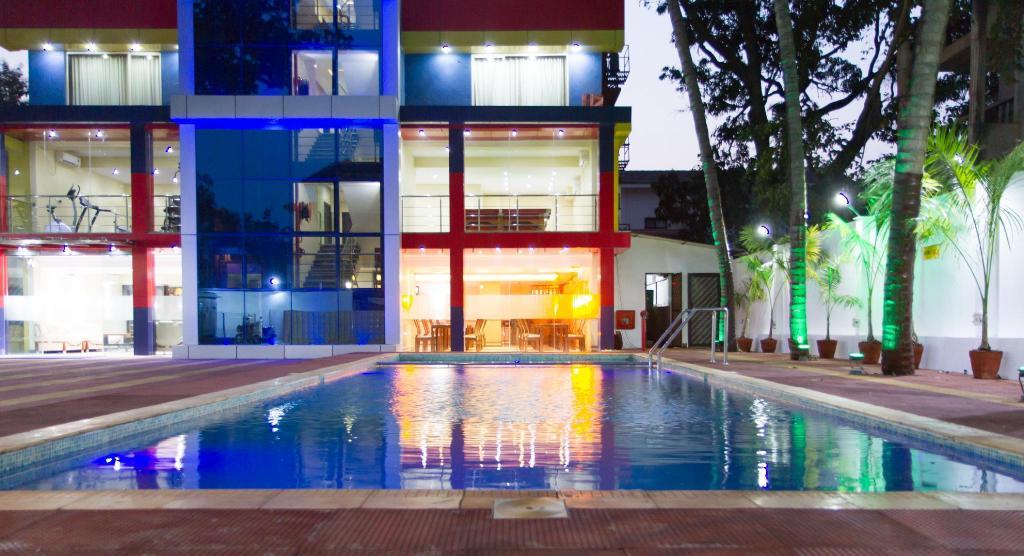 Hotel Karishma Grand in Goa - Room Deals, Photos & Reviews