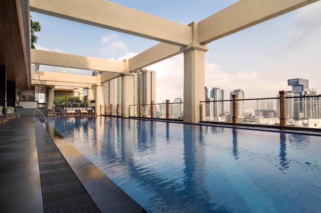 Lancaster Bangkok in Thailand - Room Deals, Photos & Reviews