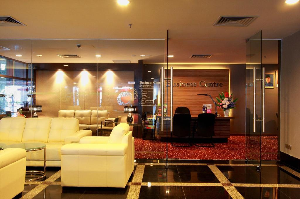 Lobby JB City Paragon Serviced Apartment @ Strait View