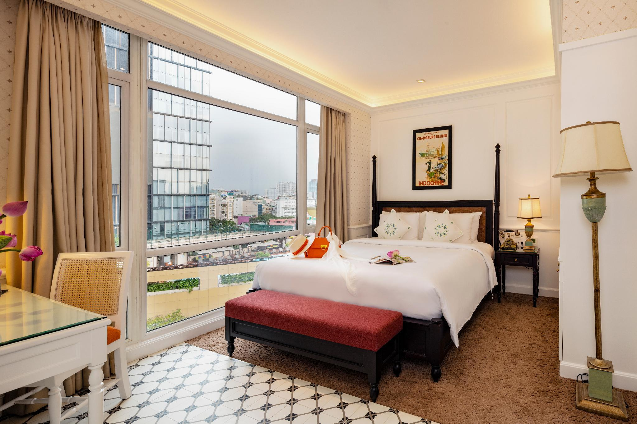 Premier Deluxe City View Room - Rooftop Sauna and Jacuzzi Access Included