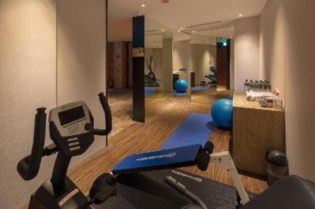 Fitness center Roaders Hotel