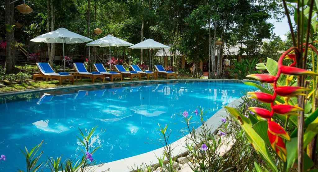 Swimming pool [outdoor] Phu Quoc Valley Resort