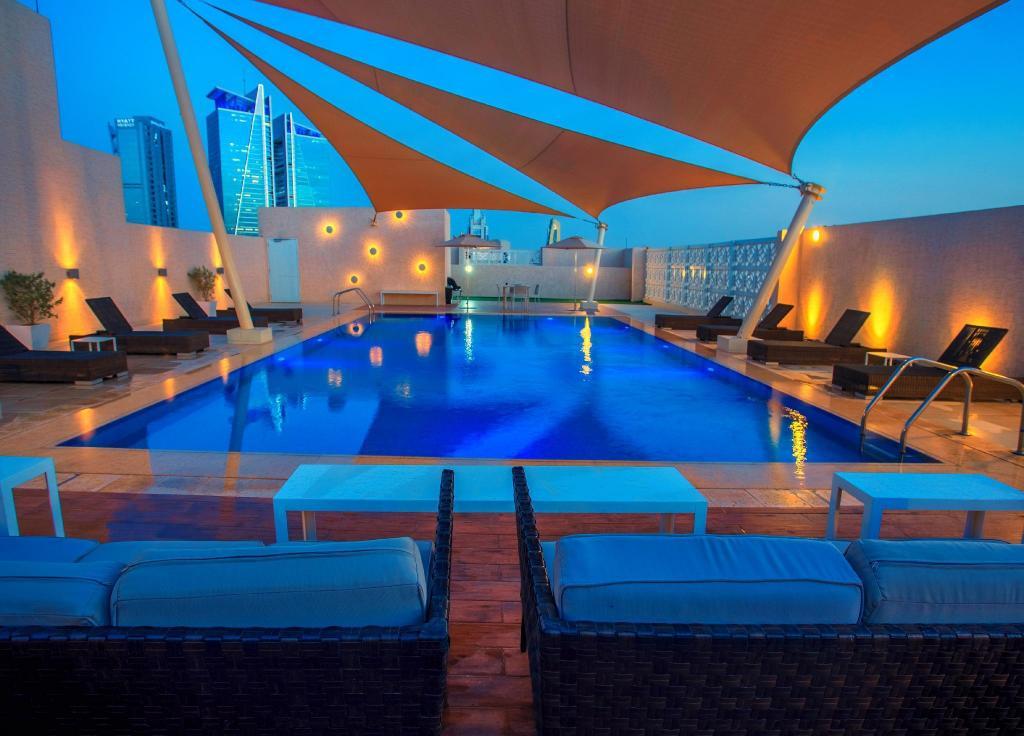 Copthorne hotel riyadh by millennium in saudi arabia - Hotels in riyadh with swimming pools ...