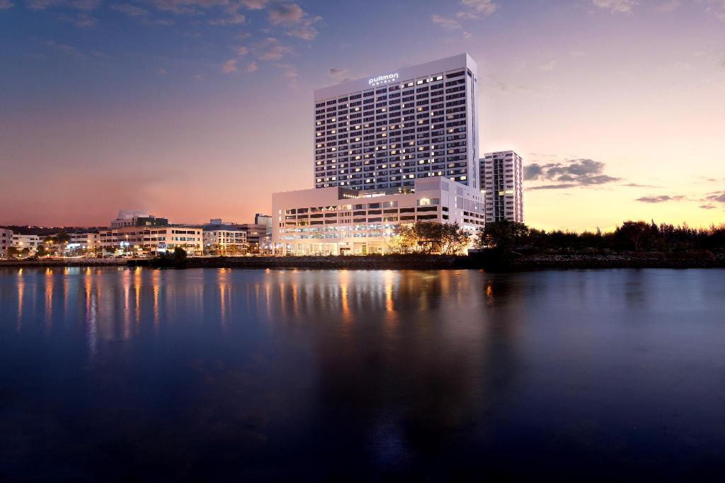 More about Pullman Miri Waterfront