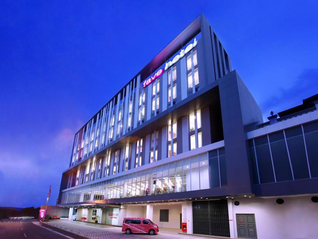 More about favehotel Pekanbaru