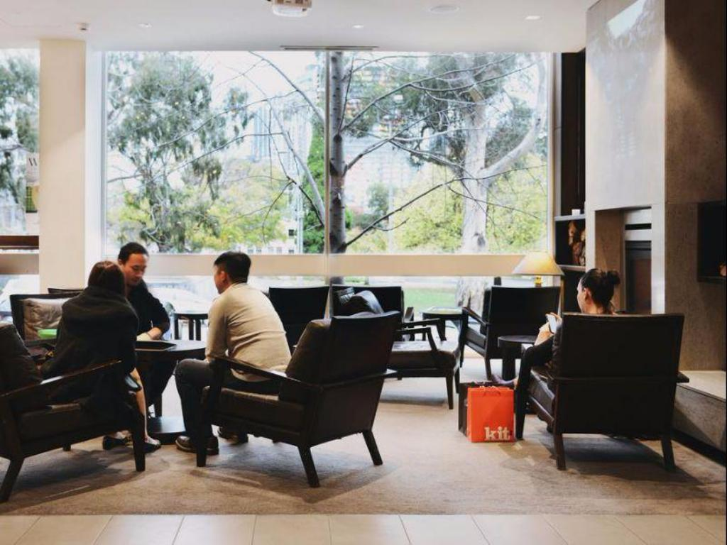 Predvorje Rydges on Swanston Hotel