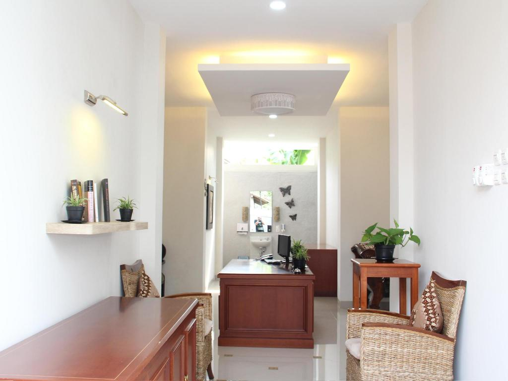 Interior view Natura Rumah Singgah (Boutique Guest House)