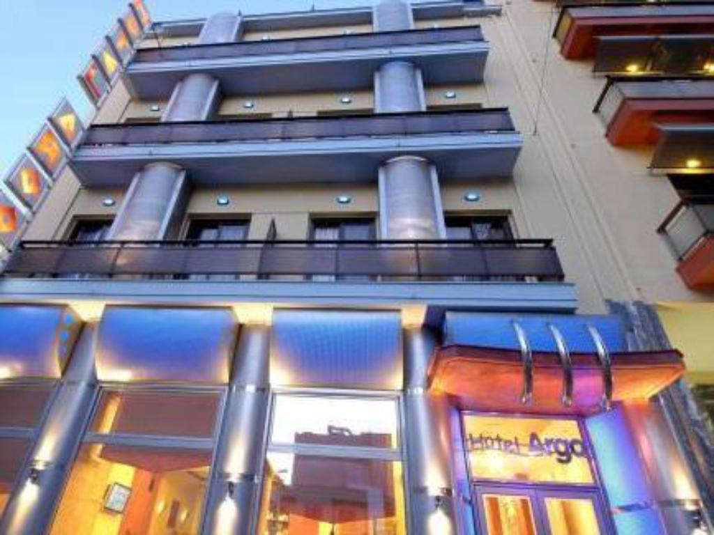 More about Argo Hotel Piraeus