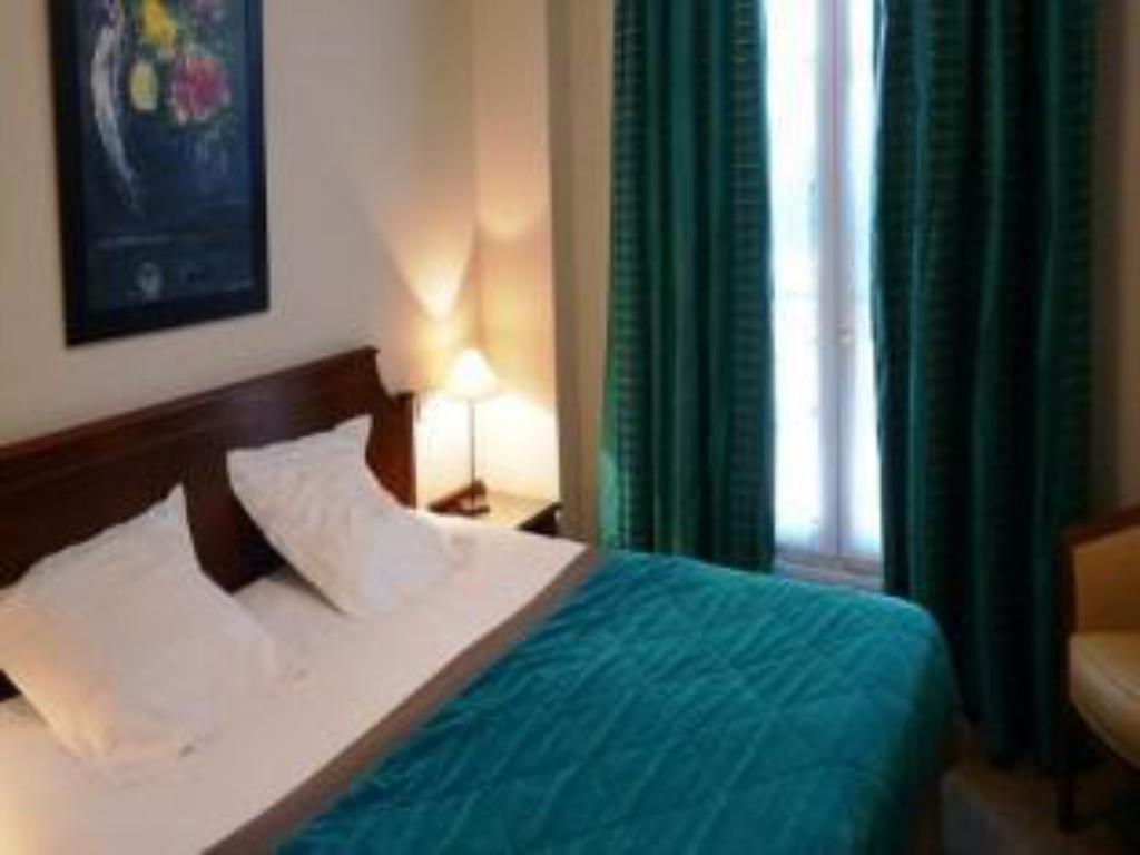 Double Room - Bed Hotel Cardinal