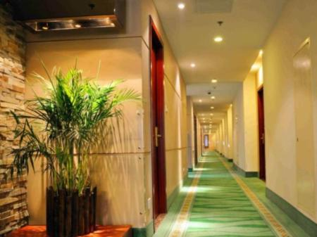 Εσωτερική άποψη GreenTree Inn Beijing Xueqing Road Business Hotel