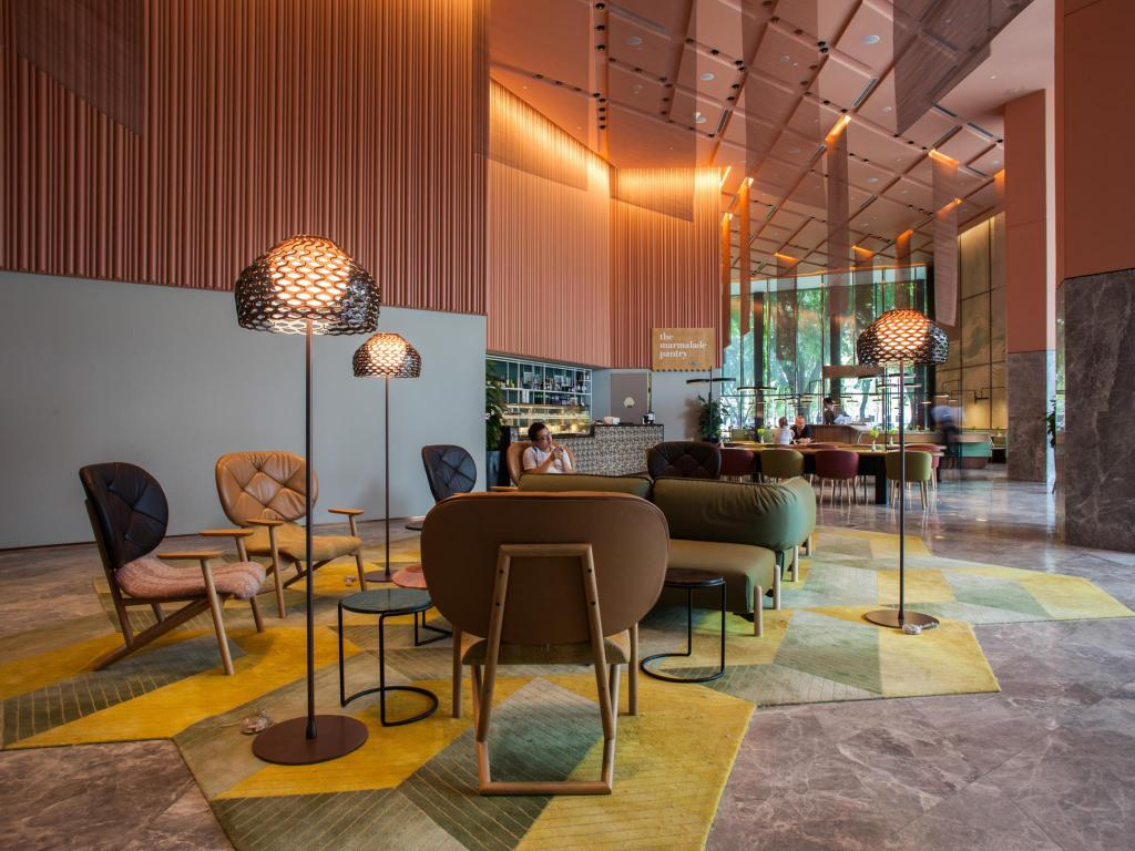 Best Hotel Club Rooms In Singapore