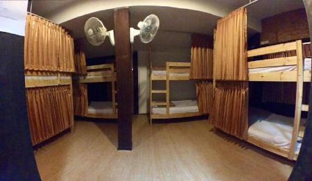 8 Beds Dormitory for Mixed JAO Hostel & Cafe