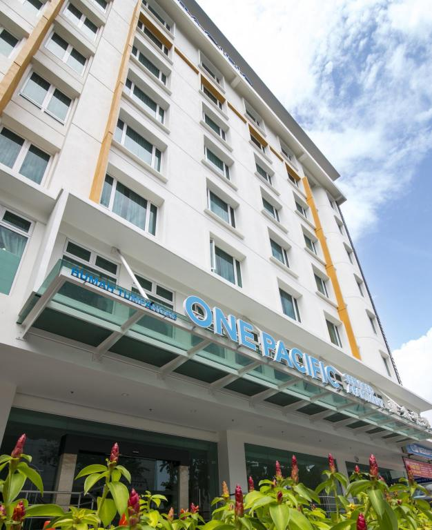 Pacific Place Apartments: One Pacific Hotel & Serviced Apartments In Penang
