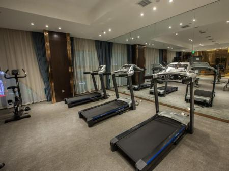 Fitness center Xian Cartiya Hotel