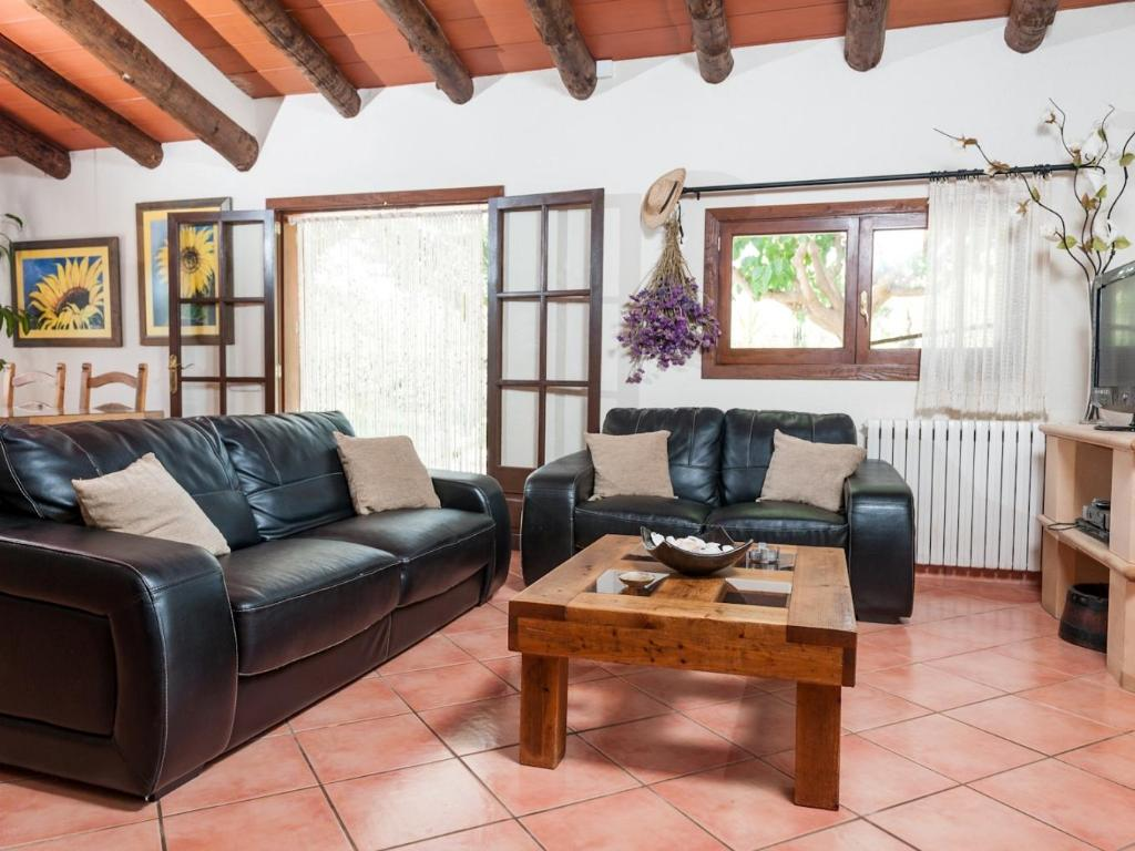 Interior view Angela Majorca Villa