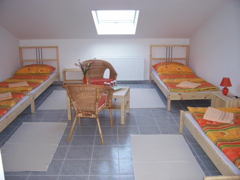 Quadruple Room with Shared Bathroom